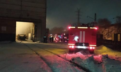 Погибших и пострадавших нет. Стали известны подробности вчерашнего пожара на ЛПЦ-5