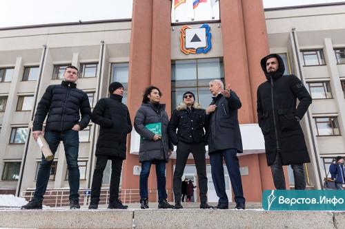 «Нам есть, чем гордиться. Мы – великая страна!» В Магнитогорске выступили «Хор Турецкого» и арт-группа Soprano