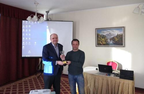 Прорыв года. Региональный сосудистый центр медсанчасти получил первую награду