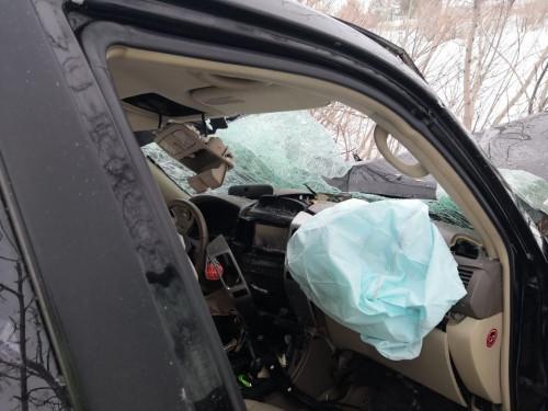 Погибли три человека, в том числе пятилетняя девочка. Страшное ДТП под Магнитогорском