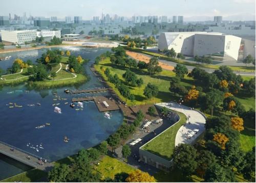 Зазеленеем! В новом магнитогорском парке «Притяжение» высадят до 400 тысяч деревьев