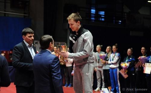 Лучший результат в карьере. Студент МГТУ стал призёром чемпионата России по настольному теннису