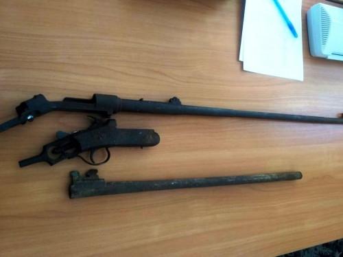 Пять гранатометов и четыре пулемета. Жители Челябинской области за 19 лет сдали 8 500 единиц оружия