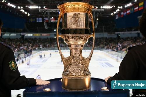 КХЛ приостанавливает розыгрыш Кубка Гагарина на неделю. А баскетболисты сделают паузу до 10 апреля