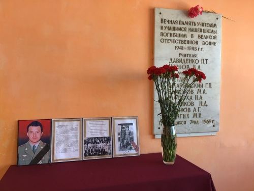 Навечно в списках. Магнитогорские ветераны милиции почтили память сослуживца из Варны
