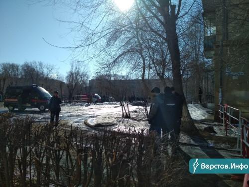 Штаб ЧС продолжает работу. В средней школе № 36 ждут пострадавших от взрыва