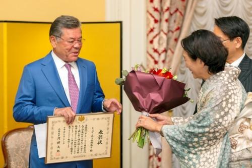 Шодиев Патох Каюмович: награды и благодарности