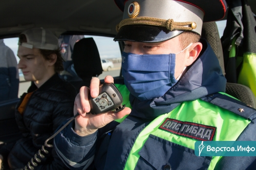 Откуда столько? Экипажи ДПС в Магнитогорске отстраняли нетрезвых водителей от управления
