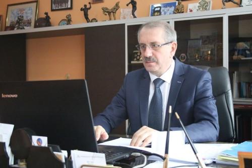 Сезон потеряли. Леонид Одер выразил уверенность , что спортивный мир в регионе восстановится