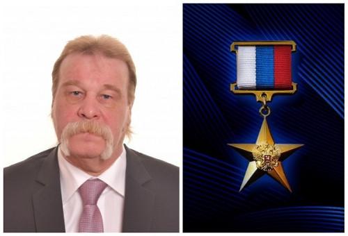 За выдающиеся заслуги! Магнитогорский металлург получил звание Героя Труда РФ
