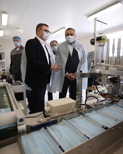 Аптеки обеспечат. В Челябинской области с 12 мая введут обязательный масочный режим