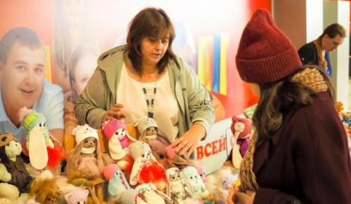 Работа для трудолюбивых ручек. В Магнитогорске действует социальный проект, который помогает инвалидам заработать