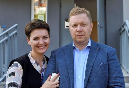 Наш кандидат. В этом году за место в областном парламенте будет бороться магнитогорец Павел Рыбушкин