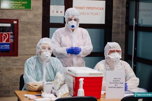 Заболели уже более 60 медработников. В Магнитогорске пока не видят стабилизации ситуации с коронавирусом