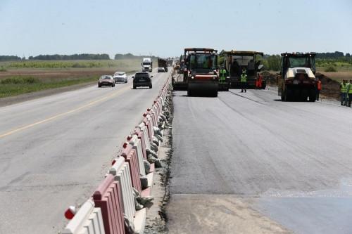 Трафик увеличится вдвое! В Челябинской области расширят участок трассы М-5