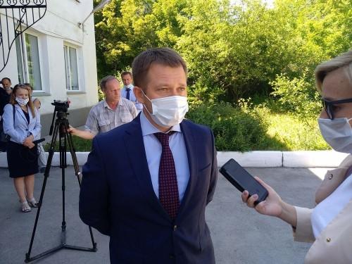 32 тысячи масок. ММК подарил врачам медсанчасти средства защиты