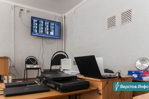 Камеры ждут! В Магнитогорске монтируют оборудование в пунктах сдачи ЕГЭ