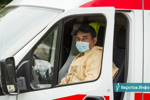 За сутки коронавирус подтвердился у 7 жителей Магнитогорска. Ещё два человека умерли