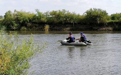 Помогли «кошки». Магнитогорские спасатели двое суток искали тело утонувшего мужчины