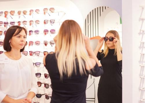 Новое оптическое пространство! Жители Магнитогорска теперь могут порадовать себя модными и качественными очками