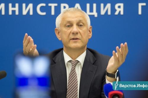 Сергей Бердников рассказал о ковиде, развитии магнитогорских парков и дорожных ремонтах