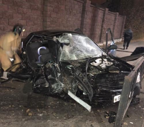 За рулем был пьяный студент. Виновника страшной аварии почти двухлетней давности отправили в колонию-поселение