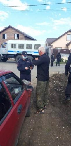 Нарушили на 60 тысяч рублей. На стройках Магнитогорска проверили более сотни иностранцев