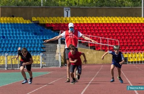 Мойте руки и занимайтесь спортом. В Магнитогорске открываются центры комплекса «ГТО»