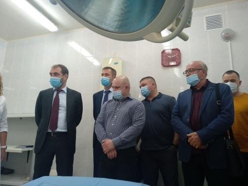 Лечат и радуют глаз. Офтальмологическая служба медсанчасти получила новое оборудование