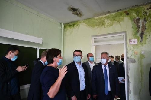 «Взбодрить» Локомотивный и развивать Карталы. Губернатор работал на юге области