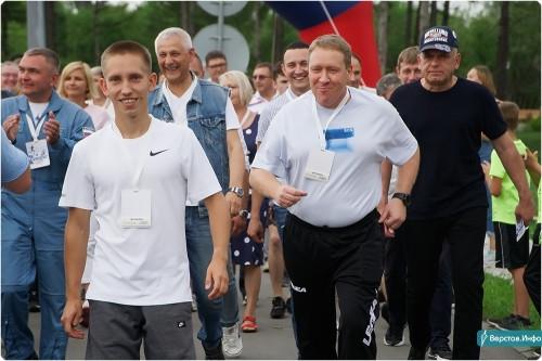 Вот так ходок! Магнитогорец Василий Мизинов выиграл Чемпионат России