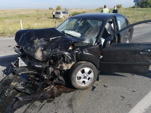 Смертельное ДТП под Магнитогорском. Водитель иномарки скончался в больнице
