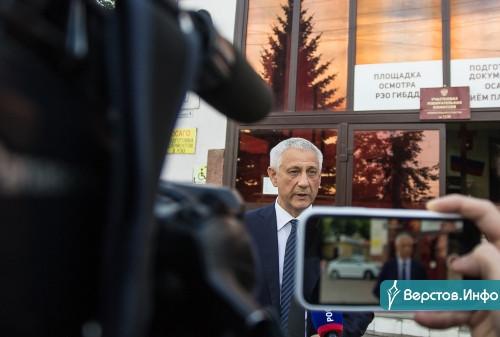 «Сейчас есть выбор». Глава Магнитогорска вместе с супругой проголосовал в РЭПе