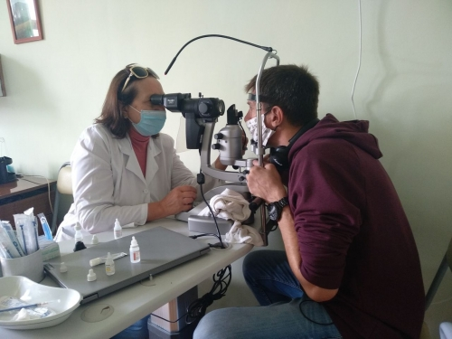 Смотреть на мир здоровыми глазами. Медсанчасть приглашает на День открытых дверей в офтальмологию