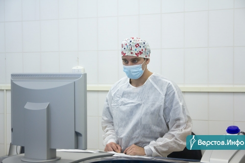 Наплыв пациентов и демонстрация возможностей. В офтальмополиклинике медсанчасти прошёл день открытых дверей