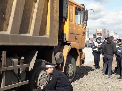 Погиб на работе. 58-летний магнитогорец оказался под колёсами самосвала