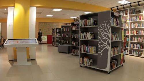 Фрилансерам и студентам понравится. В Магнитогорске в рамках нацпроекта «Культура» открыли библиотеку нового поколения