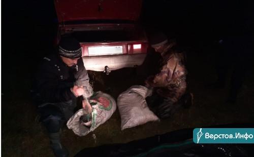 Заезжие браконьеры. За незаконный лов рыбы задержаны двое жителей Белорецка