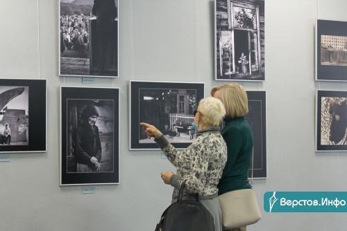 «Такой как есть». В Магнитогорской картинной галерее открылась фотовыставка Валерия Намятова