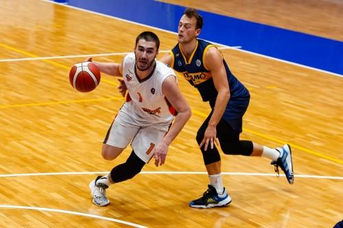 Повержено ещё одно «Динамо»! Магнитогорские баскетболисты обыграли гостей из Ставрополя