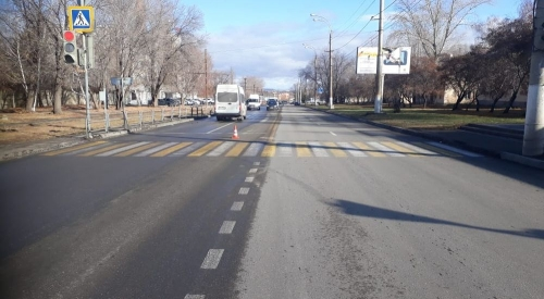 Показания участников ДТП разнятся. В Магнитогорске ищут очевидцев наезда на пешехода