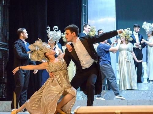 Любовь возвращается. Артисты театра оперы и балета сыграют незыблемую классику в современном прочтении