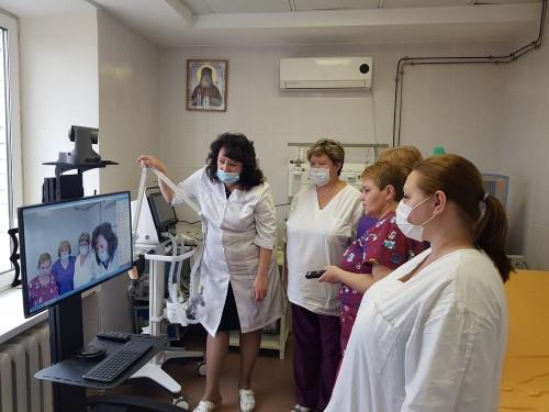 Цифровая трансформация. Телемедицина теперь доступна и в детской больнице!