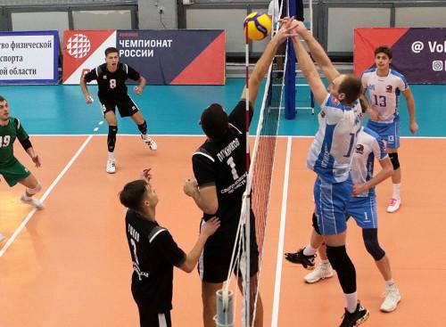 Две победы. Магнитогорские волейболисты на выезде обыграли команды из Екатеринбурга и Тюмени