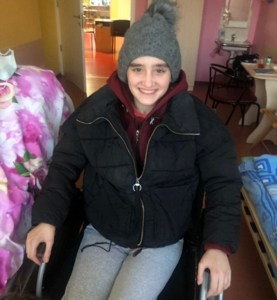 К Новому году вернётся домой. 18-летняя жительница Магнитки продолжает восстановление после падения со скалы