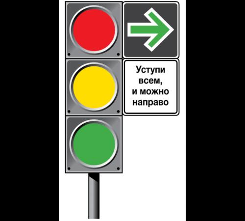 Уступай и поворачивай! Автолюбителей Магнитогорска смутили новые дорожные знаки