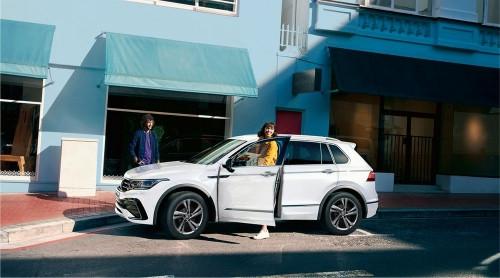 Новый Volkswagen Tiguan. Встречайте в Магнитогорске